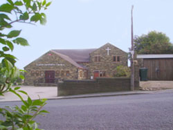 Clayton Methodist Church