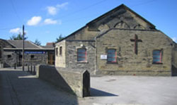 Wibsey Methodist Church